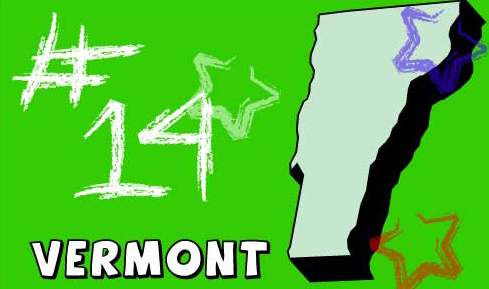 Welcome To Usa 4 Kids Vermont State Information